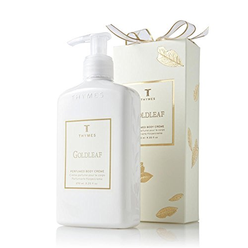 Thymes Gold Leaf - Thymes Goldleaf Body Creme