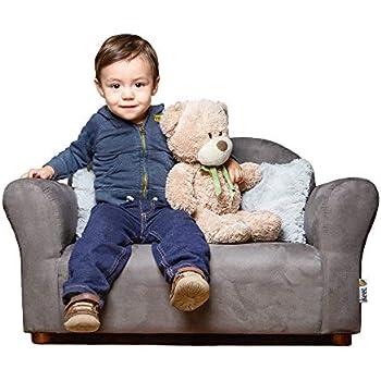 Amazon Com Newco Kids Sofa Set Grey Childrens