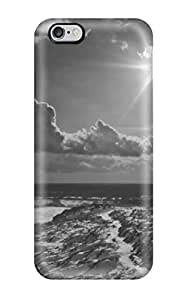 BNVhQAG11465QRTLo Snap On Case Cover Skin For Iphone 6 Plus(black And White)
