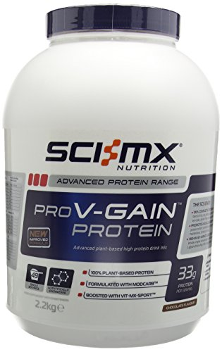 SCI-MX Nutrition PRO V-GAIN PROTEIN, Chocolate, 2.2 kg