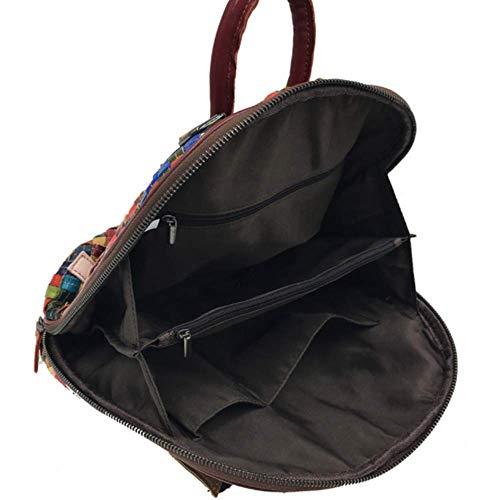 26cm 30cm Couleurs Pochette Multicolore 15cm noir Eysee pour mélangées femme qXnfYS