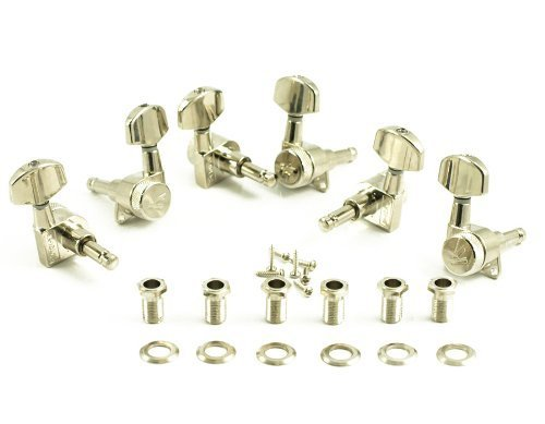 Kluson® Locking Tuners - 3 Per Side - (Kluson Locking Tuners)