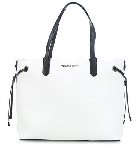 Versace Jeans Borsa a mano nero/bianco