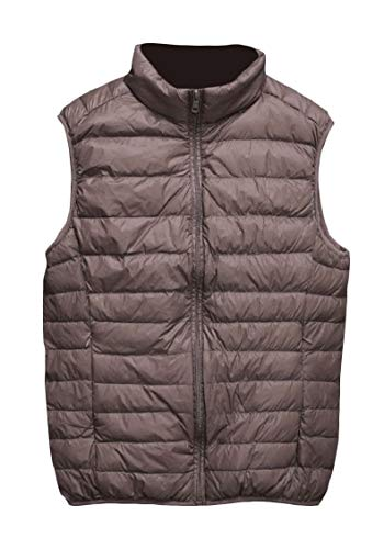 As5 Waistcoat Ultra Plus Energy Men's Size Full Jacket Weight Collar Stand Zip Light Down BTqOaxqwZ