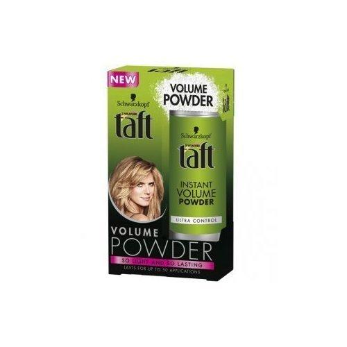 Taft Schwarzkopf Instant Hair Volume Powder 10G by Taft Schwarzkopf Germany