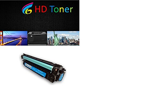 HD TONER Compatible Toner Cartridge Replacement for HP CE260A Photo #6