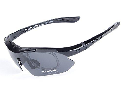 Protección para y para 5 Ciclismo Gafas Bicicleta Montaña de Ciclismo Hombre B Gafas Bicicleta Aili polarizadas Gafas A Lentes Sol I74q6Pw