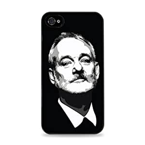 Bill Murray iPhone 6 Black Silicone Case
