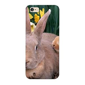 New Fashionable Runandjump ESMdU0JafBo Cover Case Specially Made For Iphone 6 Plus(palomino Rabbits)