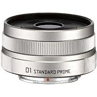 Pentax prime 8.5mm F1.9 AL IF SLR Standard lens Black,Silver - Objetivo (SLR, Standard lens, Pentax Q, Black, Silver)
