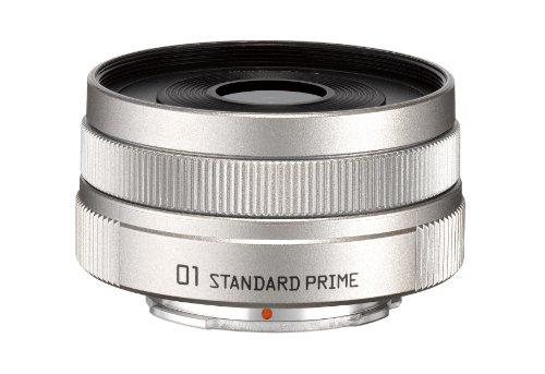 Pentax prime 8.5mm F1.9 AL IF SLR Standard lens Black,Silver