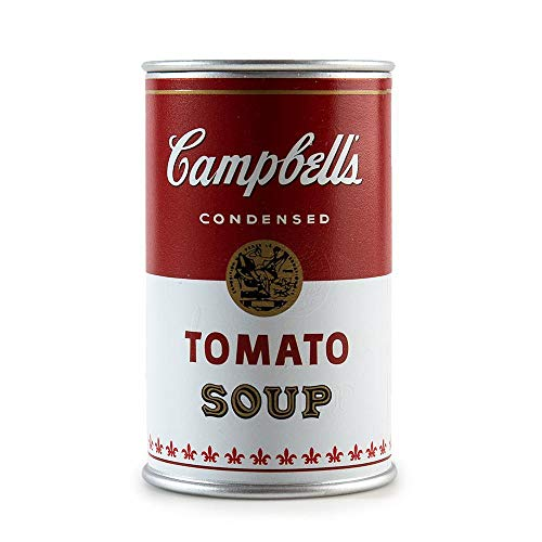 (Kidrobot Andy Warhol Soup Can Series 2 Figure - Campbell's Tomato Soup Can)