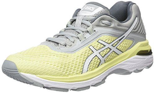Femme limelightwhitemid 6 Rose Chaussures 8501 Gt Asics De Running Grey 2000 Y14xqwp