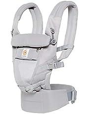 Ergobaby Pucksack Baby 0-3 Monate Baumwolle, Swaddler Robots Puck Schlafsack Ganzjährig Pucktuch