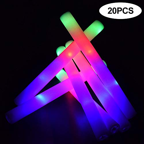 Led Rave Light Sticks in US - 5