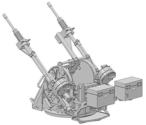 Dragon Models 135 Idf M3 Halftrack With Tcm 20 Anti Aircraft Gun