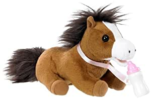 Animagic 30647.4300 Penny - Beb caballo de peluche, 47 cm [importado de Alemania]