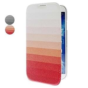 YXF Gradual Color Change Case for Samsung Galaxy S4 I9500 (Assorted Color) , Orange