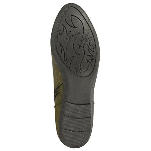 Klipper Fordham Damestøvler, Brun / Sueded / Glatt, 6 M