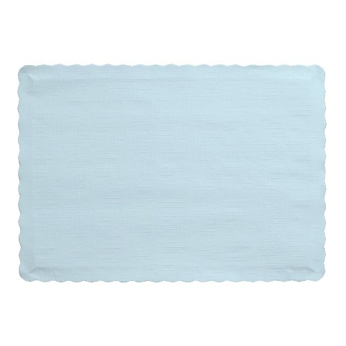 Creative Converting 863279B Travel Clutch, Pastel Blue