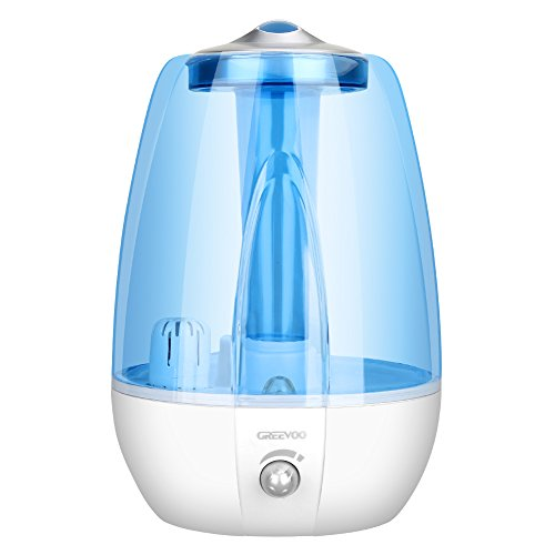 Buy Cheap Ultrasonic Cool Mist Humidifier with Ceramic Filter,5.6L/1.5 Gallon Large Humidifier with ...