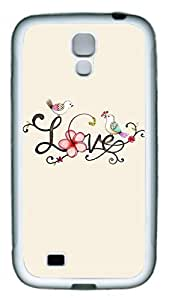 Samsung Galaxy S4 Case TPU Customized Unique Print Design Beautiful Love Case Cover For Samsung Galaxy S4