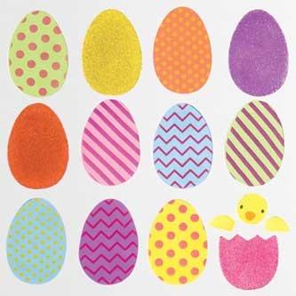 Design Ideas Gelgems bag, Small, Patterned Eggs 2502196