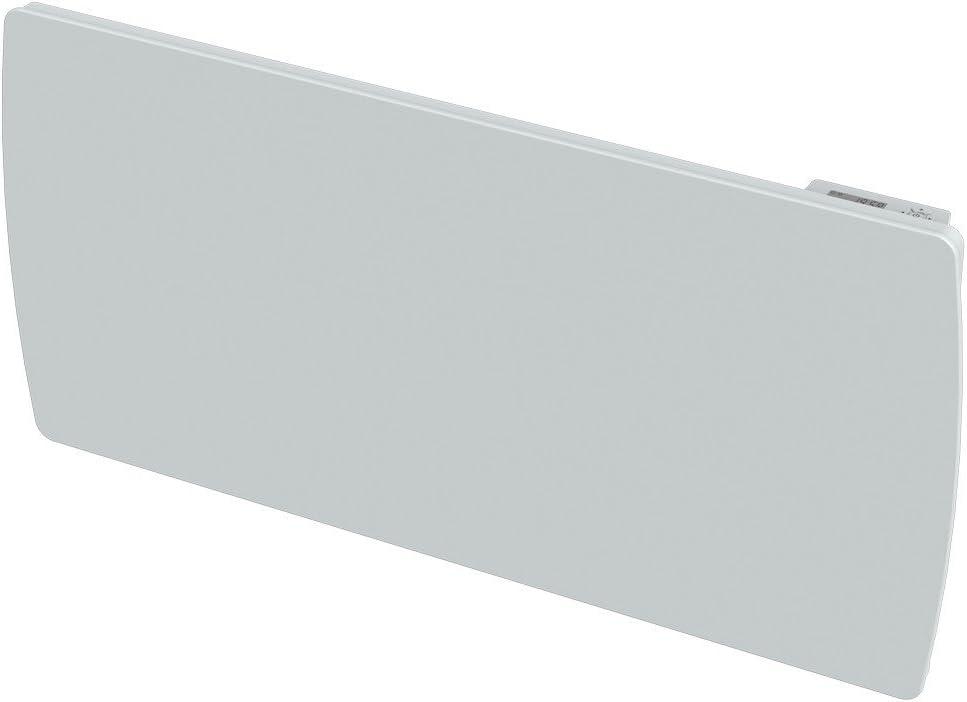 Cayenne 49613- Radiador por inercia cerámica, cristal LCD, 2000W, Blanco