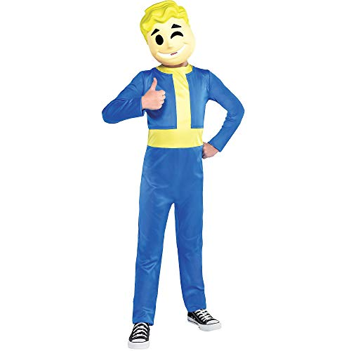 The Costume Vault - Party City Vault Boy Halloween Costume,