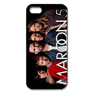Popular Music Team Maroon 5 Hard Case for Apple IPhone 5/5S