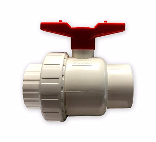 "Jandy Zodiac 6957 2"" Gold Standard Union Ball Valve"