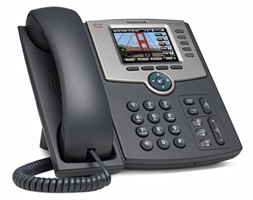 Cisco 5-line Ip Phone With Color Dis (spa525g2) ()