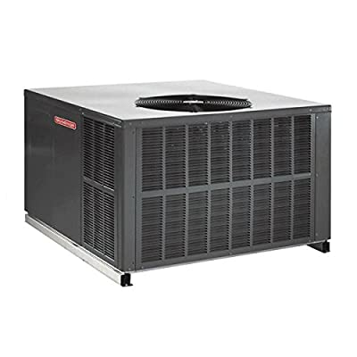 3 Ton 14 Seer Goodman 40,000 Btu 81% Afue Gas Package Air Conditioner GPG1436040M41