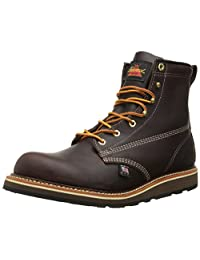 "Thorogood American Heritage 6"" Plain Toe Rubber Boot"