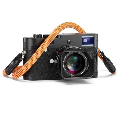 Leica Rope Strap Desigend By COOPH, with O-Ring - 39.3''/ 100cm, Glowing Red