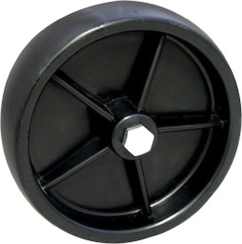 SeaSense Jack Nylon Wheel, 6 X 2-Inch