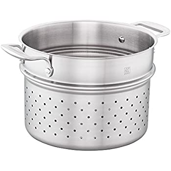 Amazon Com Zwilling Spirit 3 Ply 6 Qt Stainless Steel