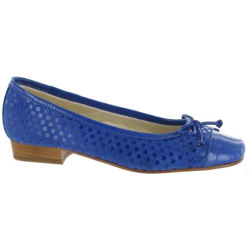 Riva Azul para Bailarinas mujer Marino rCrqPt1