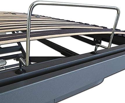 Ventadecolchones - Camas Articuladas Geriátrica de Hospital con Carro Elevador Medida 90 x 190 cm - Incluye Bote de Grasa