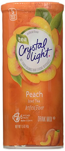 crystal light peach - 5