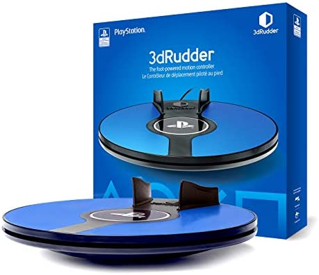3dRudder para Playstation VR - Controlador de movimiento de pie ...