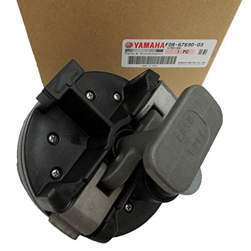 Yamaha F0R-67690-03-00; MANHOLE COVER ASSY.; F0R676900300