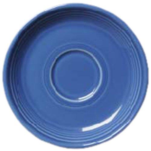 Fiesta Teacup Saucer, 5-7/8-Inch, Lapis