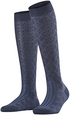 UK sizes 2.5-8 for all seasons ideal for casual looks FALKE Women Family Socks 94/% Cotton Multiple Colours 1 Pair EU 35-42 Soft