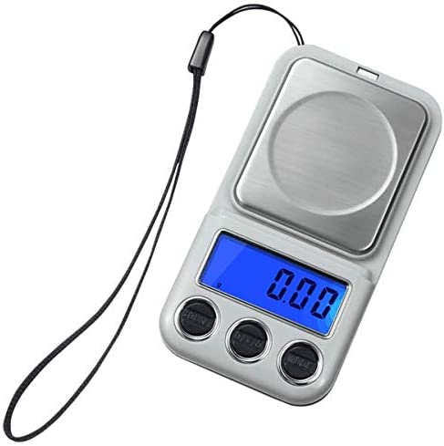 Electronic Digital Scales Mini Pocket LS-100 Weight 100g Accurate 0.01g