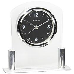 Bulova b5022 Newton Table Clock