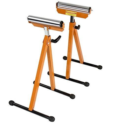 Stützbock Bock Rollenböcke Untergestell einzeln oder im Set maximales Belastungsgewicht von 90 kg