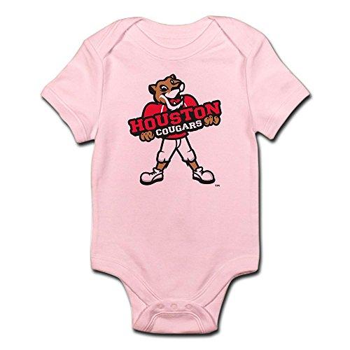 CafePress Houston Cougar Kids Mascot Infant Bodysuit - Cute Infant Bodysuit Baby Romper -