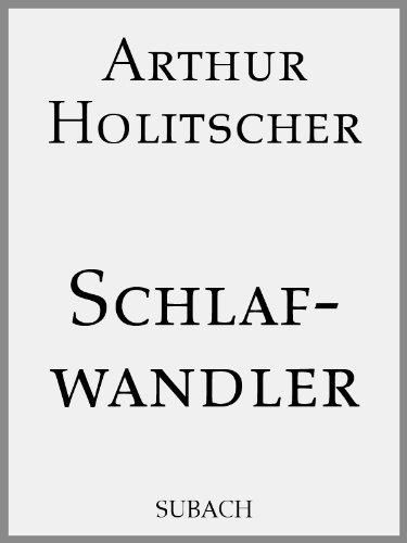 Schlafwandler (German Edition)