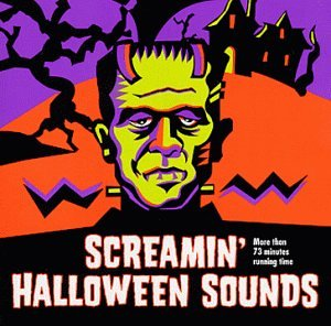 screamin halloween sounds